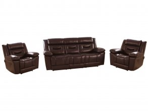 CLAYTON RECLINER LOUNGE SUITE