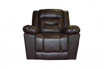 Clayton Single Seater Recliner Brown