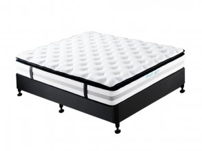 PACIFIC SLEEP DOUBLE MATTRESS AND NZ BRAND BASE