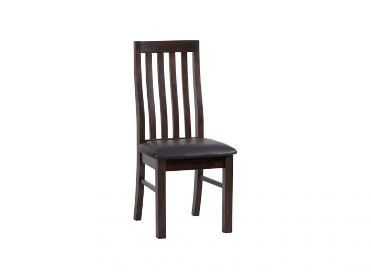 Empire Pu Padded Seat Dining Chair