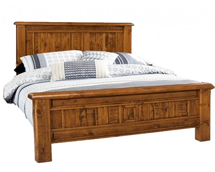 FARMHOUSE SUPER KING BED FRAME