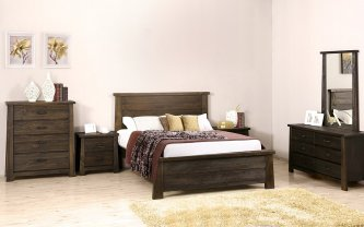 JACK 6 PIECE QUEEN BEDROOM SUITE