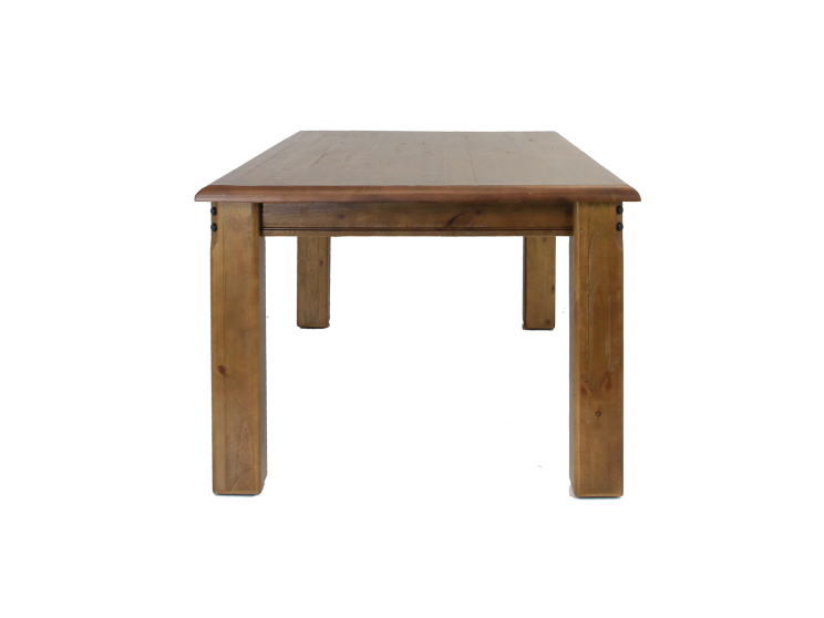 JAMAICA 180 DINING TABLE, 180X105 RUSTIC