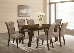 MARCO 160 7 PIECE DINING SUITE