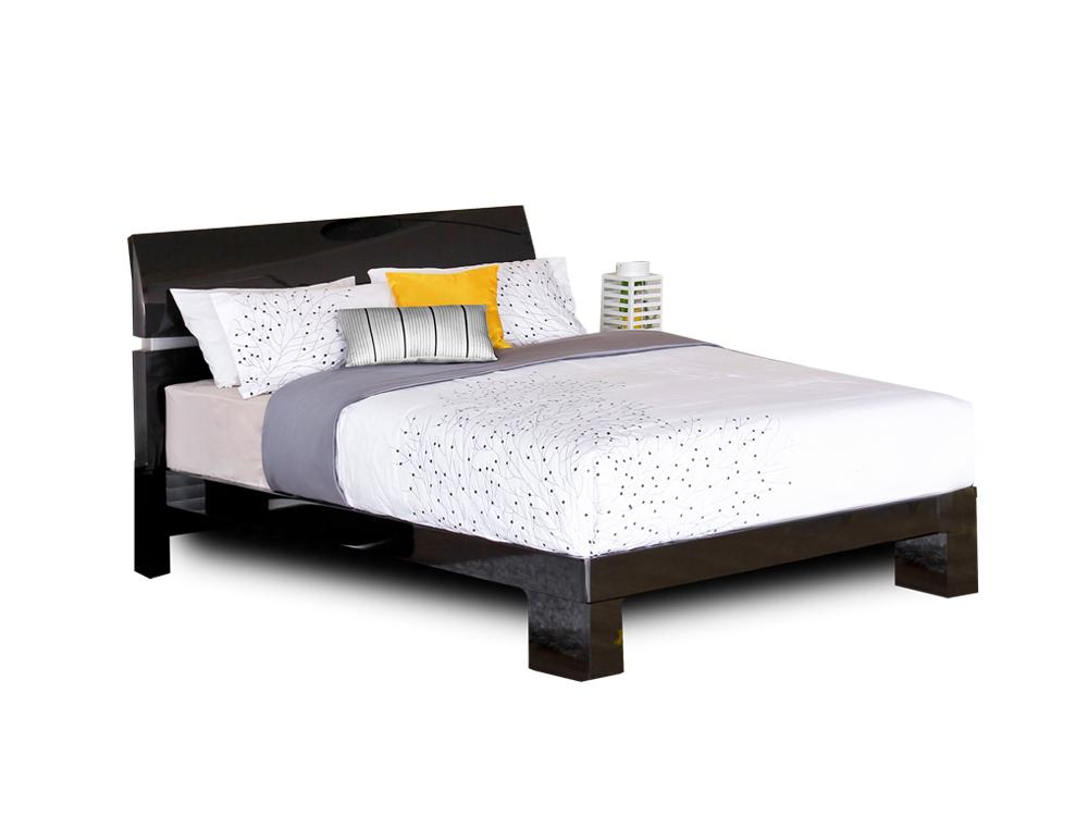 real genuine leather bed with massage double beds frame