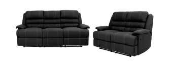 OLIVIA 2 PIECE RECLINER SUITE