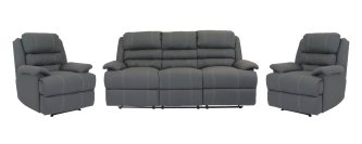 OLIVIA RECLINER LOUNGE SUITE (John Young Furniture)