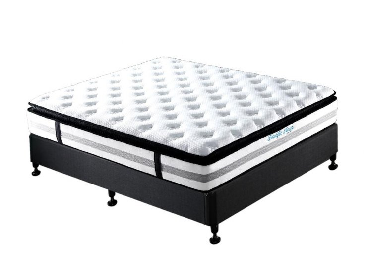 Pacific Sleep Plush Double Bed Ensemble
