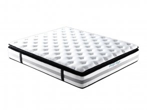 PACIFIC SLEEP PLUSH SUPER KING MATTRESS