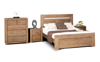 PAIM 4 PIECE KING BEDROOM SUITE