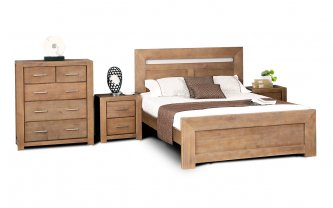 PAIM 4 PIECE QUEEN BEDROOM SUITE